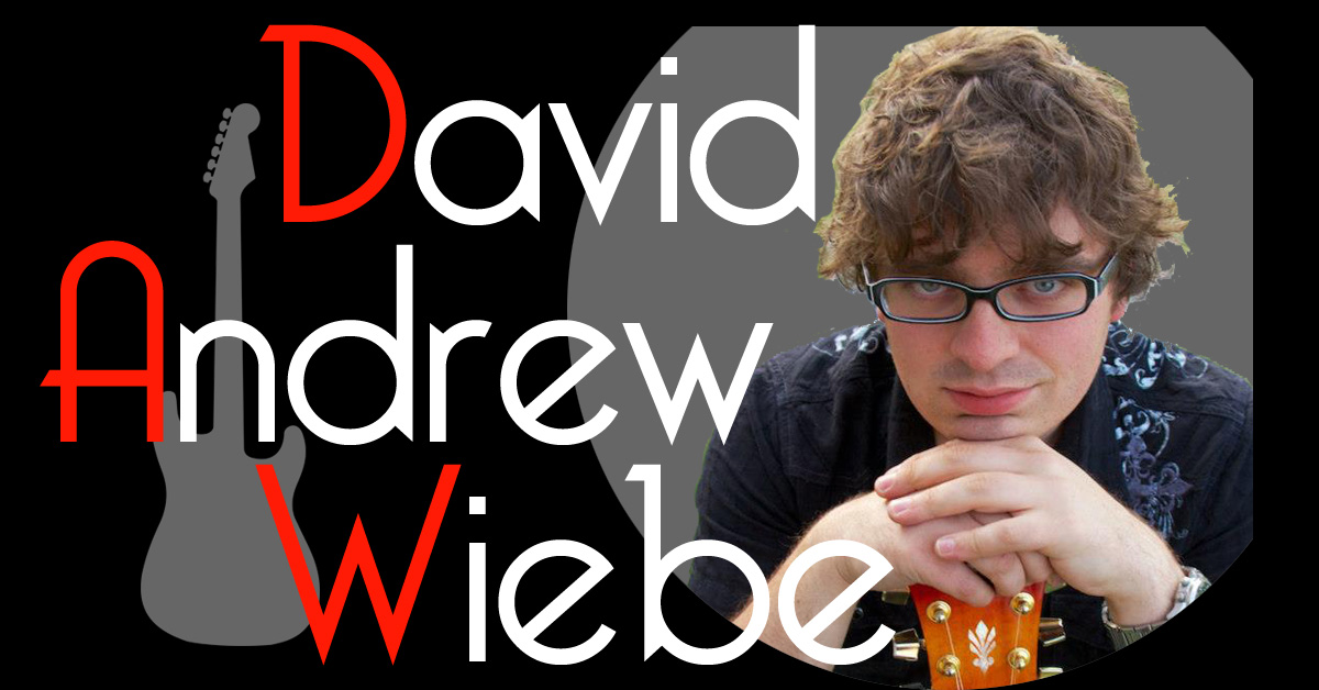 David Andrew Wiebe of Music Entrepreneur HQ